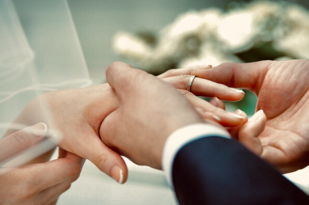 💍結婚指輪を身に着ける日は…@手作り結婚指輪 工房スミス札幌店