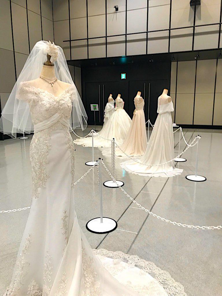 ゼクシイフェスタ ドレスコーナー01
