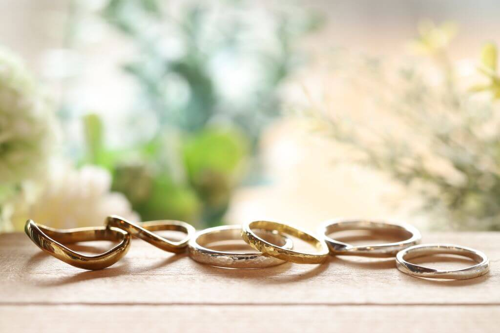 親子で指輪作り体験🔨✨