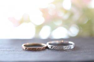 スパークルリングの結婚指輪・工房スミス