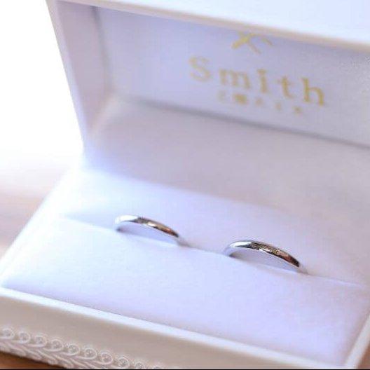 永遠に途切れない愛情@手作り結婚指輪 工房スミス札幌店