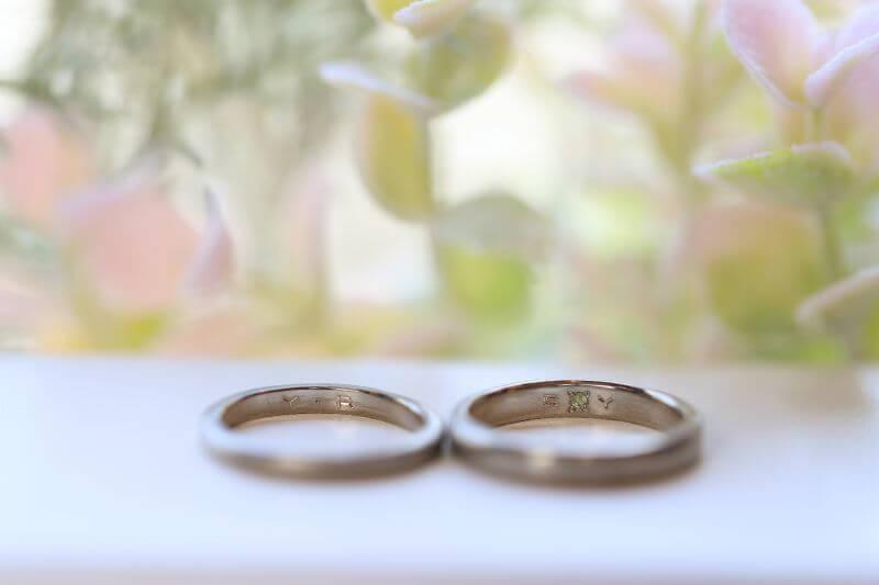 工房スミス新潟店・手作り結婚指輪
