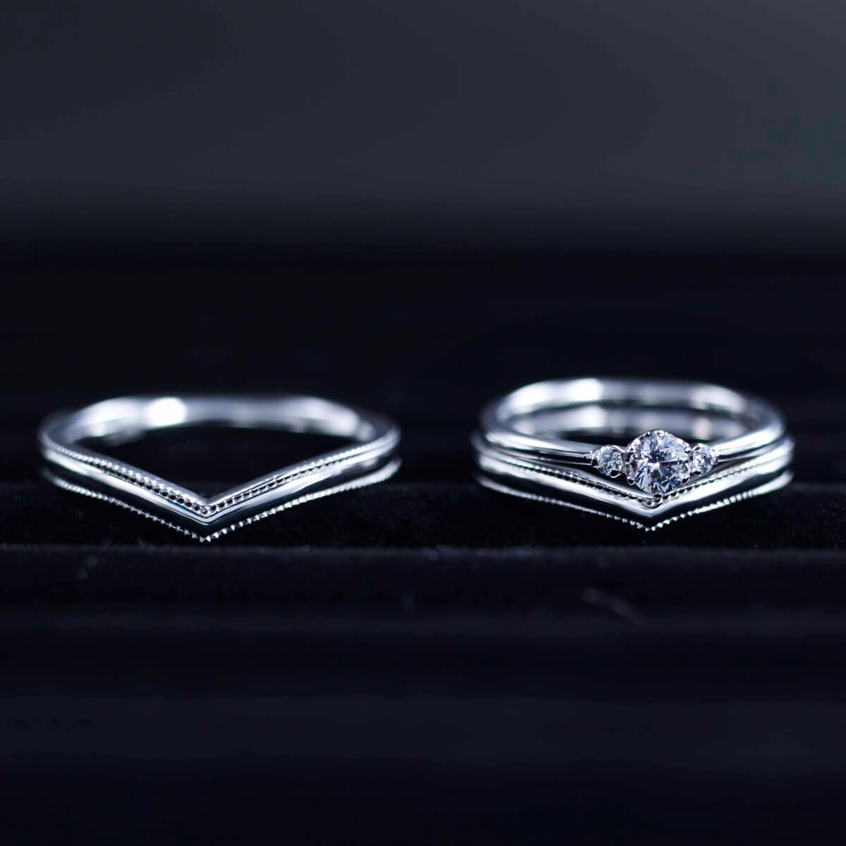 婚約指輪・結婚指輪(工房スミス)