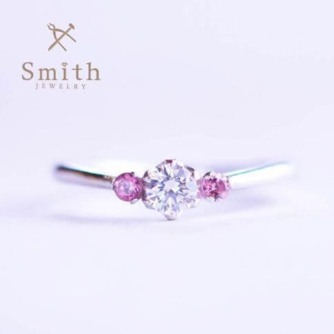 工房スミス・婚約指輪