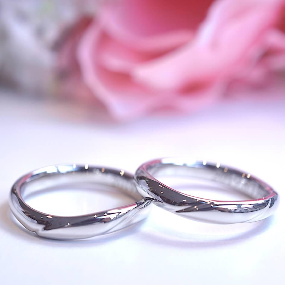 プラチナをおススメする理由@手作り結婚指輪 工房スミス札幌店
