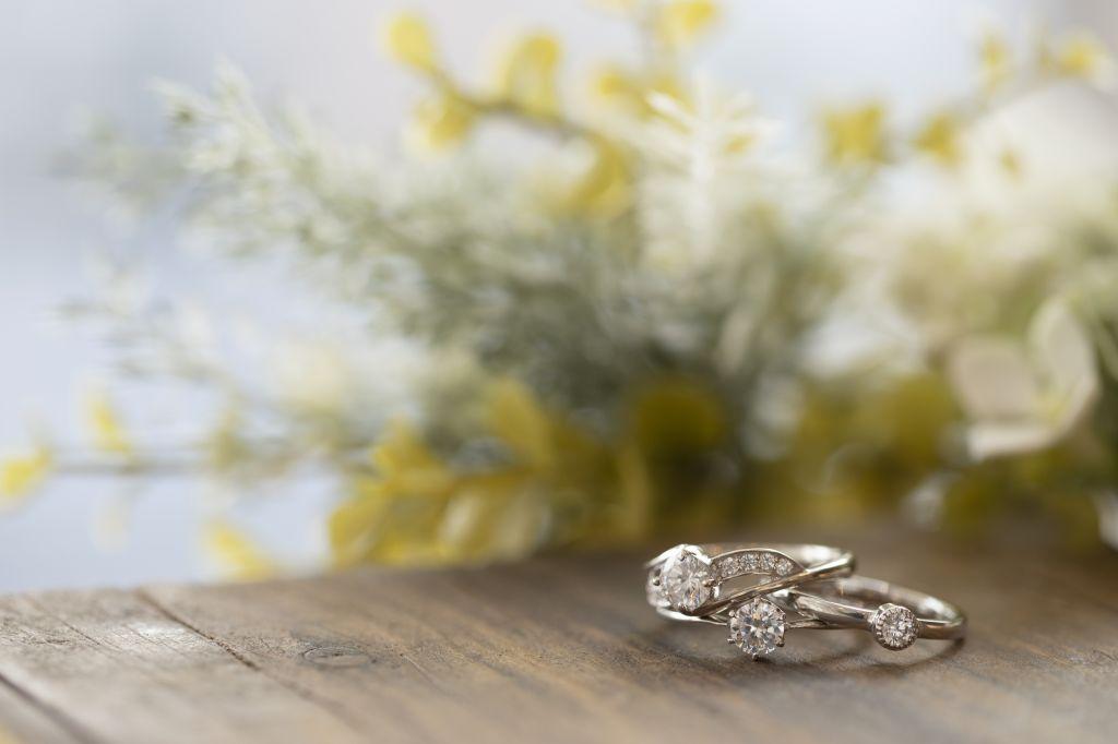 手作り婚約指輪💕プロポーズリング💍✨