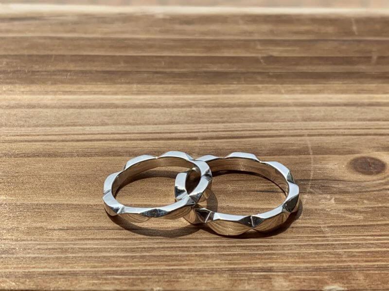 工房スミス・手作り結婚指輪