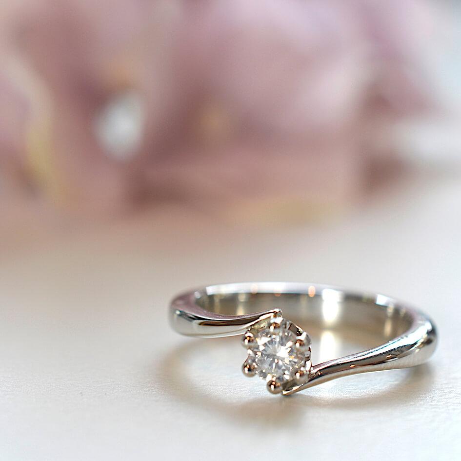 婚約指輪の昔と今@手作り結婚指輪工房スミス札幌店