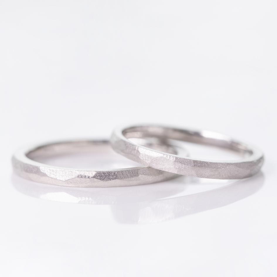 オーダーメイド結婚指輪よりも短納期な手作り指輪