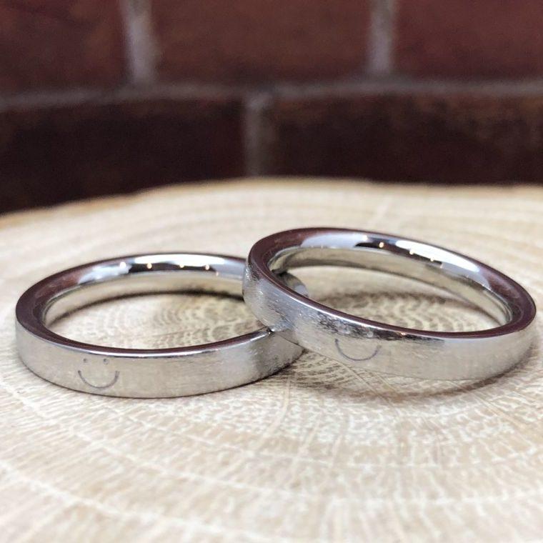 手作り結婚指輪・工房スミス・横浜元町