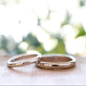 喜ばれる結婚指輪の人気デザイン