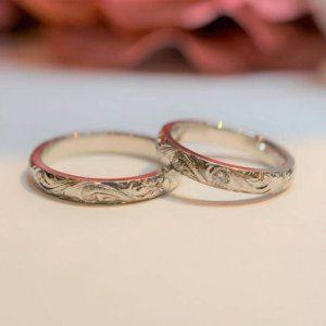 ゴールドの結婚指輪は傷つきやすい?