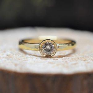 結婚指輪とファッションリングの違い