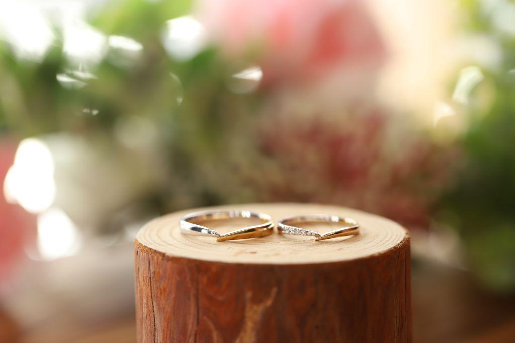 オーダーメイド・結婚指輪・工房スミス