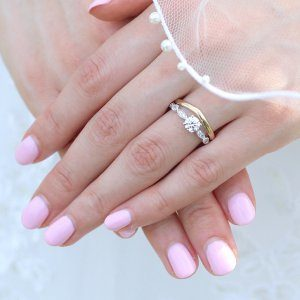 プロポーズで渡す婚約指輪のサイズ