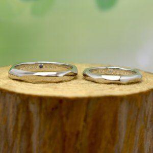 結婚指輪をハンドメイドで作りませんか?