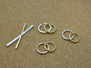 形作られていく楽しみ@手作り結婚指輪 工房スミス札幌店