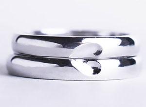 プレゼントしたいけど、指輪のサイズが分からない!男女の一般的な指輪サイズは?