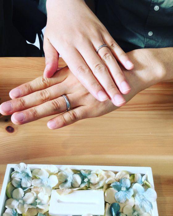 手作り結婚指輪・工房スミス・鎌倉店