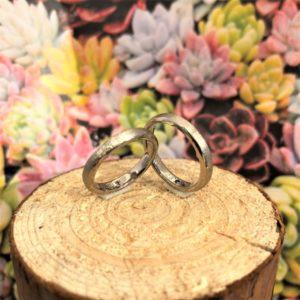 結婚指輪と婚約指輪の違いとは?