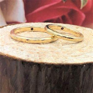 10月の誕生石は、、、@手作り結婚指輪 工房スミス札幌店