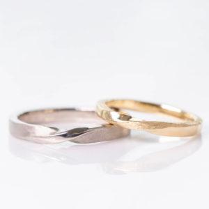 結婚指輪_メビウスリング