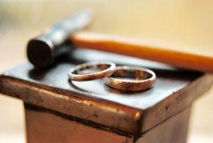 ペアリングも♪@手作り結婚指輪 工房スミス札幌店