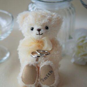可愛らしいケースのご紹介@手作り結婚指輪 工房スミス札幌店